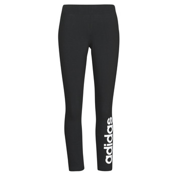 vaatteet Naiset Legginsit adidas Performance W E LIN TIGHT Black