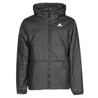 vaatteet Miehet Toppatakki adidas Performance BSC HOOD INS J Black