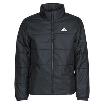 vaatteet Miehet Toppatakki adidas Performance BSC 3S INS JKT Musta