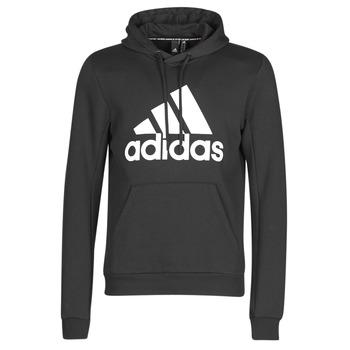 vaatteet Miehet Svetari adidas Performance MH BOS PO FL Black
