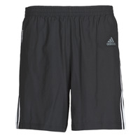 vaatteet Miehet Shortsit / Bermuda-shortsit adidas Performance RUN IT SHORT 3S Black