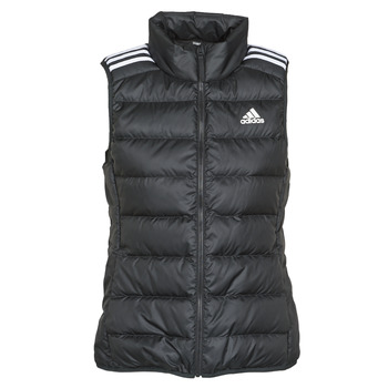 vaatteet Naiset Toppatakki adidas Performance W ESS DOWN VES Black