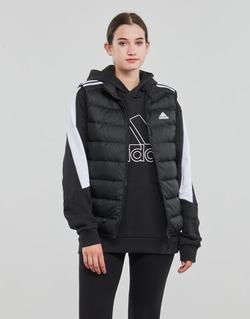 vaatteet Miehet Toppatakki adidas Performance ESS DOWN VEST Black