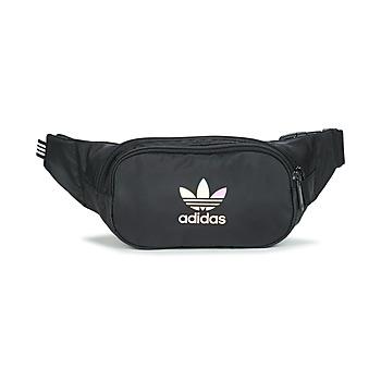 laukut Vyölaukku adidas Originals ESSENTIAL WAIST Black