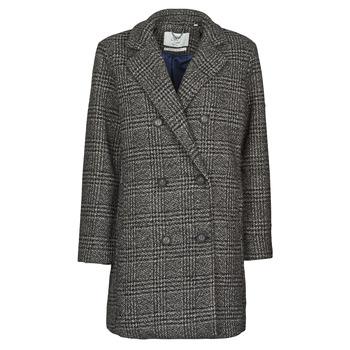 vaatteet Naiset Paksu takki Petrol Industries JACKET WOOL Grey