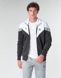 vaatteet Miehet Pusakka Puma BMW MMS MCS SWEAT JACKET Black