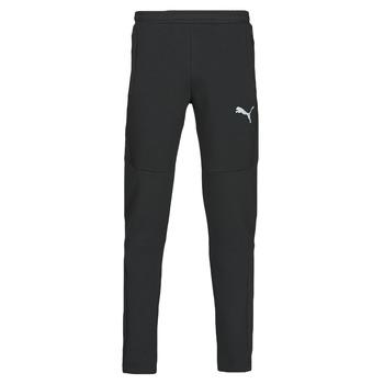 vaatteet Miehet Verryttelyhousut Puma EVOSTRIPE PANTS Black