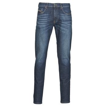 vaatteet Miehet Slim-farkut Diesel D-STRUKT Bleu09hn