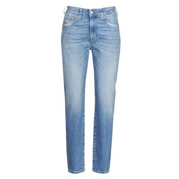 vaatteet Naiset Slim-farkut Diesel D-JOY Sininen 009eu