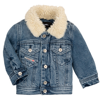 vaatteet Lapset Pusakka Diesel JESKI Blue
