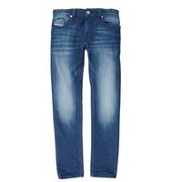 vaatteet Pojat Slim-farkut Diesel THOMMER Blue