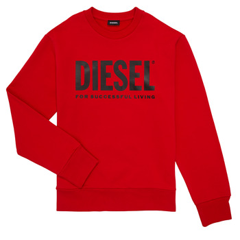 vaatteet Pojat Svetari Diesel SCREWDIVISION LOGO Red