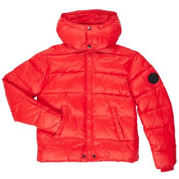 vaatteet Pojat Toppatakki Diesel JSMITHYAWH Red