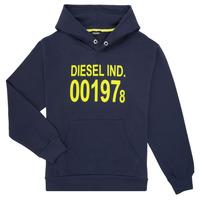 vaatteet Lapset Svetari Diesel SGIRKHOOD Blue