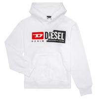 vaatteet Lapset Svetari Diesel SGIRKHOODCUTY White