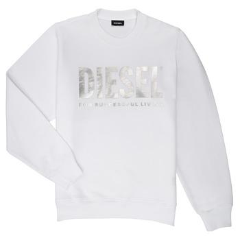 vaatteet Tytöt Svetari Diesel SANGWX White