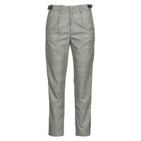 vaatteet Naiset 5-taskuiset housut Freeman T.Porter SHELBY MERCURY Grey