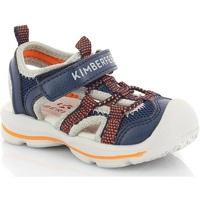 kengät Pojat Sandaalit ja avokkaat Kimberfeel SHIKI Blue