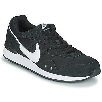 kengät Miehet Matalavartiset tennarit Nike VENTURE RUNNER Musta / Valkoinen
