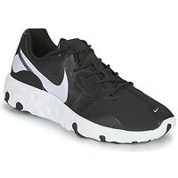 kengät Miehet Matalavartiset tennarit Nike RENEW LUCENT 2 Black / White
