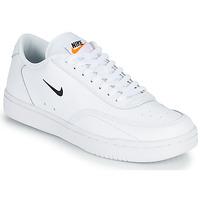 kengät Naiset Matalavartiset tennarit Nike COURT VINTAGE Valkoinen