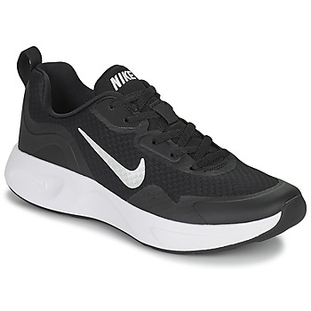 kengät Naiset Urheilukengät Nike WEARALLDAY Musta / Valkoinen