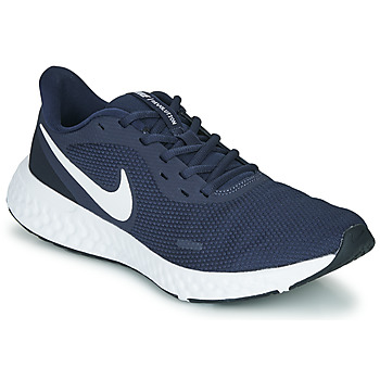 kengät Miehet Juoksukengät / Trail-kengät Nike REVOLUTION 5 Sininen