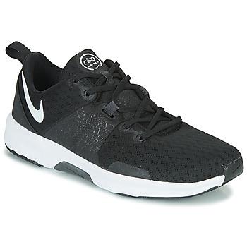 kengät Naiset Urheilukengät Nike CITY TRAINER 3 Musta