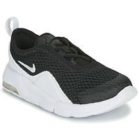 kengät Lapset Matalavartiset tennarit Nike AIR MAX MOTION 2 TD Black / White