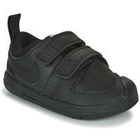 kengät Lapset Matalavartiset tennarit Nike PICO 5 TD Black