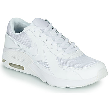 kengät Lapset Matalavartiset tennarit Nike AIR MAX EXCEE GS Valkoinen