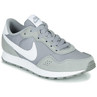 kengät Lapset Matalavartiset tennarit Nike MD VALIANT GS Grey / White