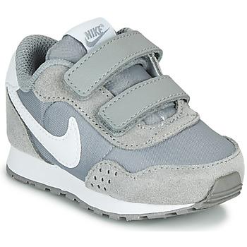 kengät Lapset Matalavartiset tennarit Nike MD VALAINT TD Harmaa / Valkoinen
