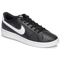 kengät Naiset Matalavartiset tennarit Nike Court Royale 2 Black / White