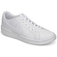 kengät Naiset Matalavartiset tennarit Nike Court Royale 2 Valkoinen