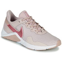 kengät Naiset Urheilukengät Nike Legend Essential 2 Beige / Vaaleanpunainen