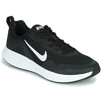 kengät Miehet Fitness / Training Nike Wearallday Black / White