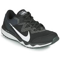 kengät Miehet Juoksukengät / Trail-kengät Nike JUNIPER TRAIL Musta / Valkoinen