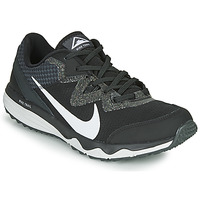 kengät Miehet Juoksukengät / Trail-kengät Nike JUNIPER TRAIL Black / White