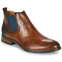 kengät Miehet Bootsit Lloyd  Cognac