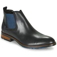 kengät Miehet Bootsit Lloyd  Black
