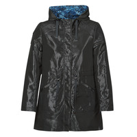 vaatteet Naiset Parkatakki One Step FR42001 Black