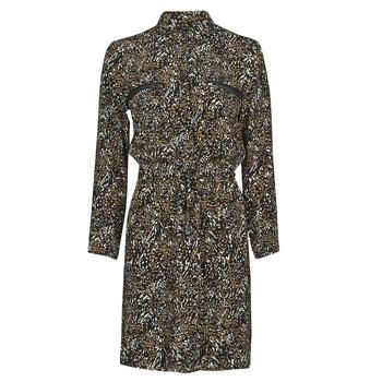 vaatteet Naiset Lyhyt mekko One Step FR30151 Monivärinen