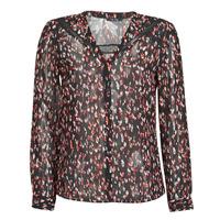vaatteet Naiset Topit / Puserot One Step FR12041 Black
