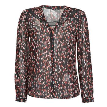 vaatteet Naiset Topit / Puserot One Step FR12041 Musta