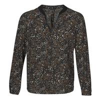 vaatteet Naiset Topit / Puserot One Step FR11161 Black