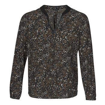 vaatteet Naiset Topit / Puserot One Step FR11161 Musta