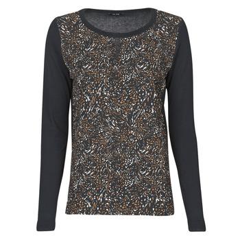 vaatteet Naiset Neulepusero One Step FR18021 Musta