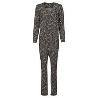 vaatteet Naiset Jumpsuits / Haalarit One Step FR32021_02 Black
