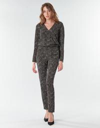 vaatteet Naiset Jumpsuits / Haalarit One Step FR32021_02 Musta